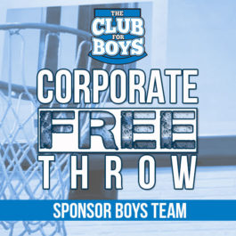 Corporate Free Throw - Sponsor Boys Team