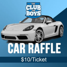Car Raffle - Ticket