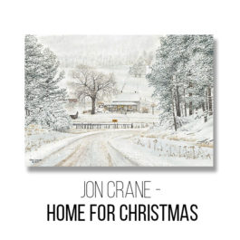 Card - Home for Christmas
