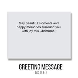 Greeting - Inside Card : Beautiful moments