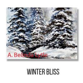 Card - Winter Bliss