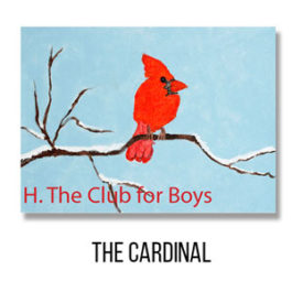 Card - The Cardinal