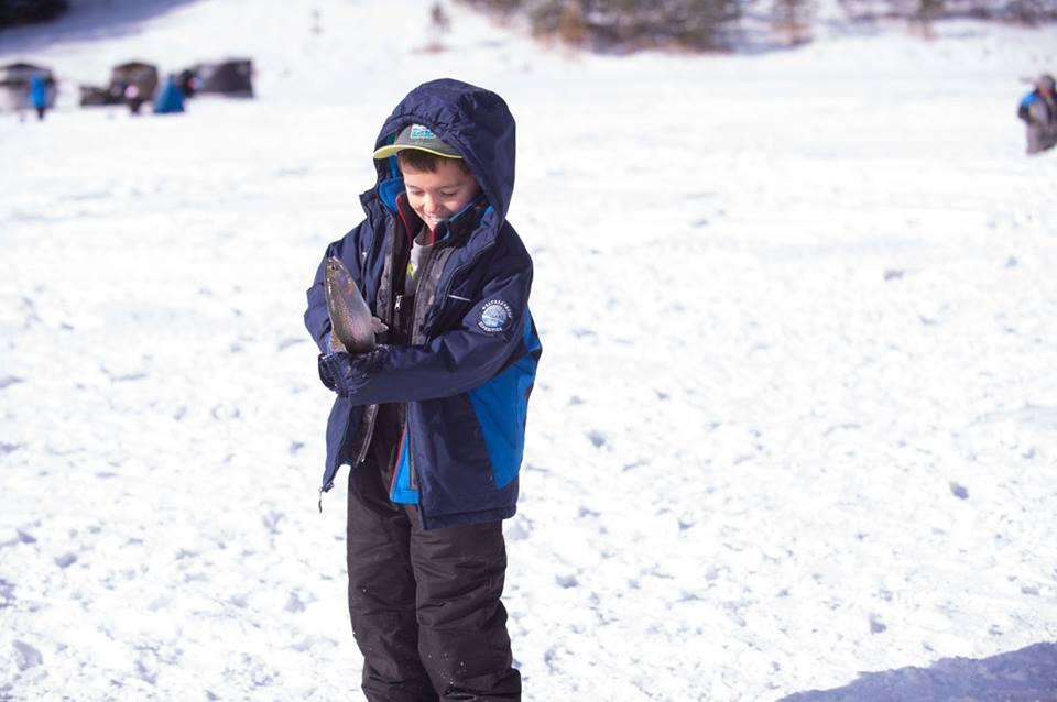 ON THE ICE SPONSOR | $2,500
